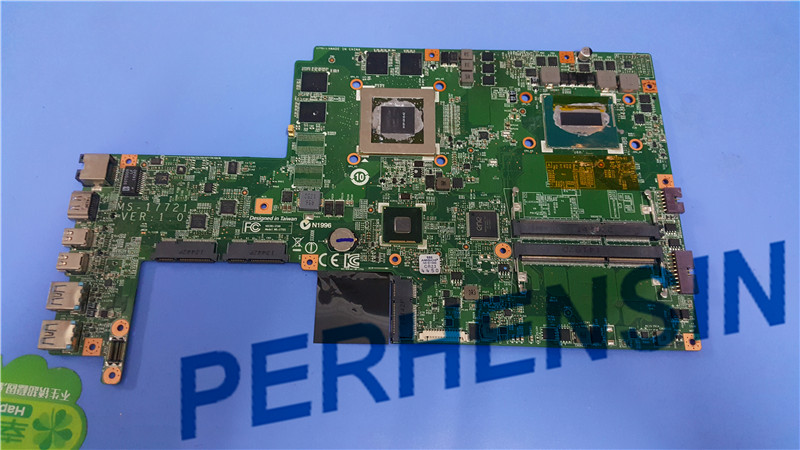 все цены на Original For MSI gs70 laptop motherboard with i7 CPU MS-1772 MS-17721 100% Work Perfectly онлайн