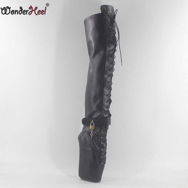 6bf8f2b3294 Wonderheel new extreme high heel 7