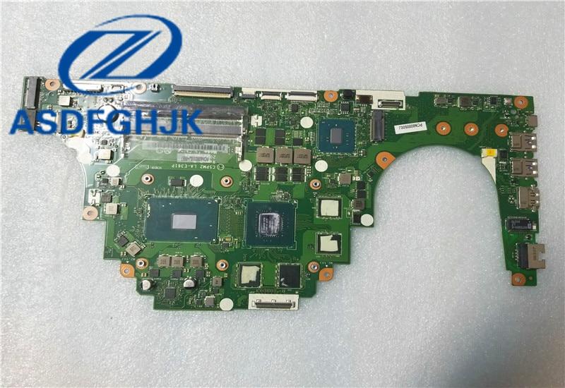 Laptop motherboard for font b Acer b font VX5 591G motherboard c5pm2 LA E361P DDR4 non