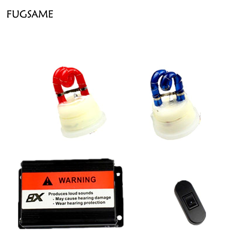 FUGSAME Hide-A-Way strobe light for car, 2pcs xenon strobe light, Super bright,   Long service life, Strobe Hideaway