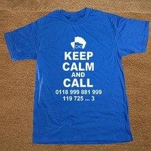 I See dumb people IT Crowd Roy Geek Hip Hop Custom Funny T Shirt Tshirt Men Cotton Short Sleeve T-shirt Top Tees