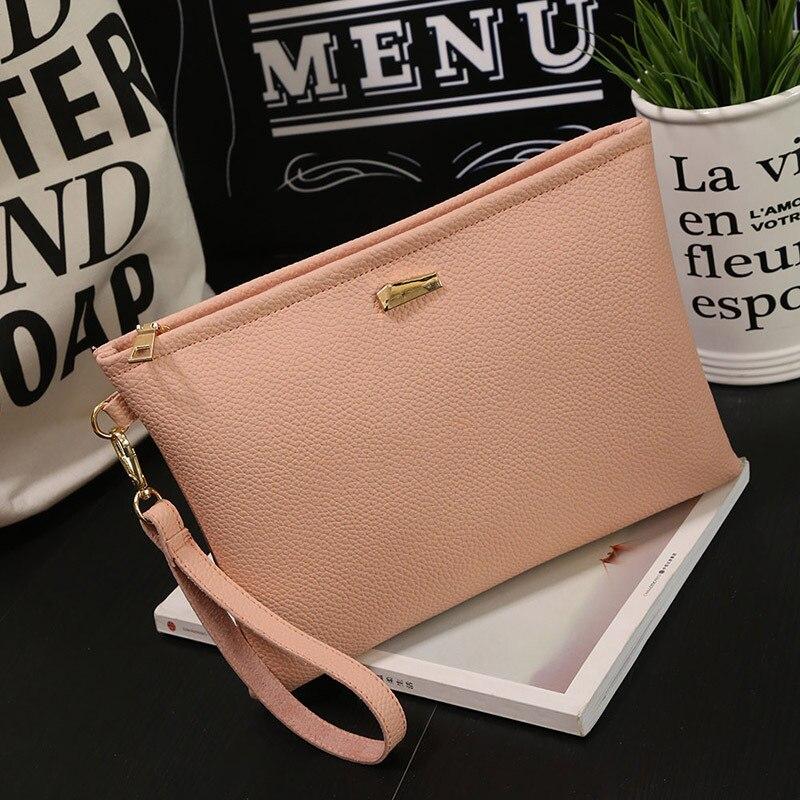 Namvitae Women Clutch Bags Purse Handbag Leather Women Envelope Bag Brand Designer Fashion Evening Clutch Bags Day Clutches