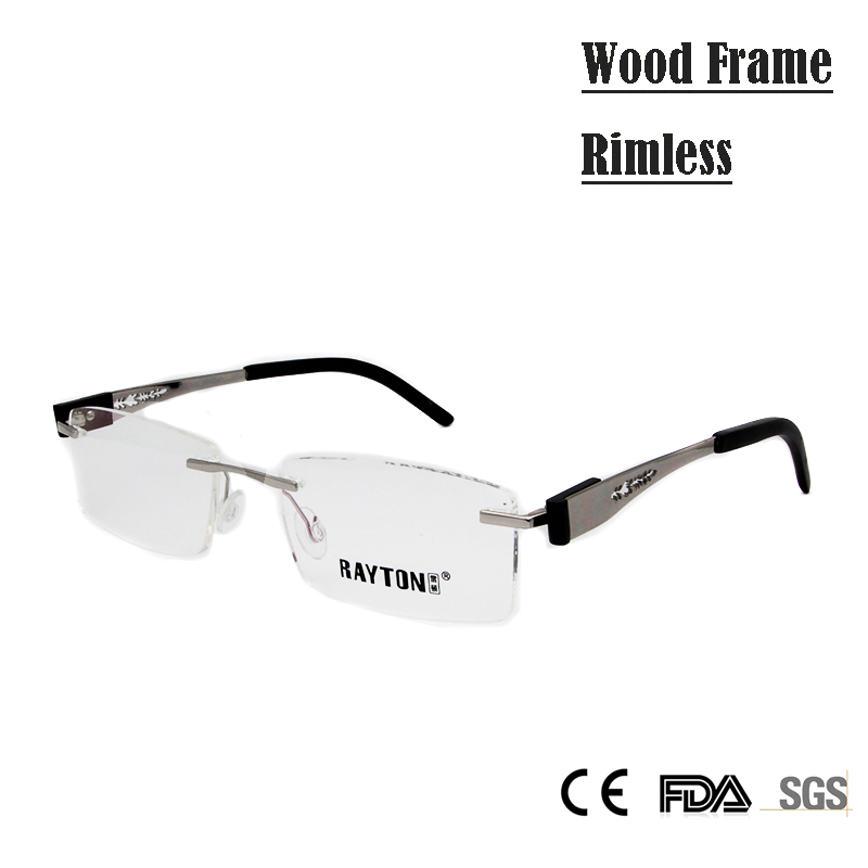 Buy naturally rimless eyeglass frames and get free shipping on ...
