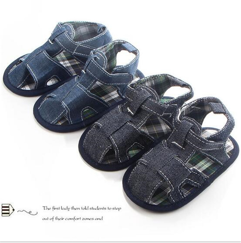 Cool Summer Baby Shoes Toddler Boys First Walkers Bebe Infants Crib Shoes