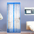 Magnetic Curtains Door Screen Monkey Anti-Mosquit Curtain Hands-free Mosquito Net Curtain For Kitchen Door Screens
