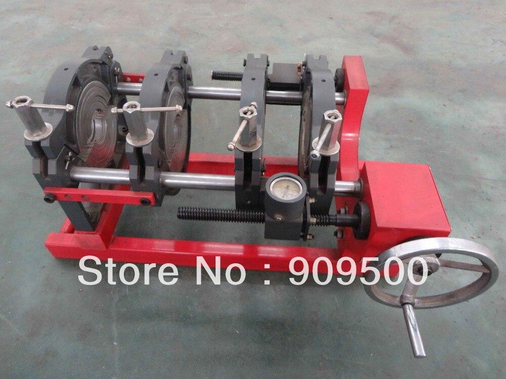 MACHINE de soudage bout à bout manuelle de tuyau de HDPE de SWT-B200/90 M