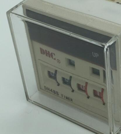 Wenzhou Dahua time relay DH48S-2Z-H with a group of instantaneous delay a group of power-delay wenzhou dahua time relay dhc6a a3 power failure to maintain the call to continue with lcd backlight with backlight