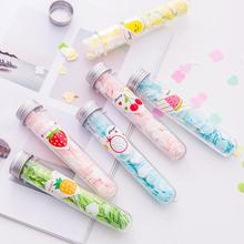 Portable Mini Soap Tablets Flower Paper Soap Body Hand Washi