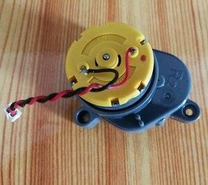 Image 3 - Motores de Cepillo Lateral izquierdo y derecho para Ilife V5 Ilife V5s Pro V5s X5 V3s V3l V3s Pro V50 V3, piezas de Robot aspirador, accesorios