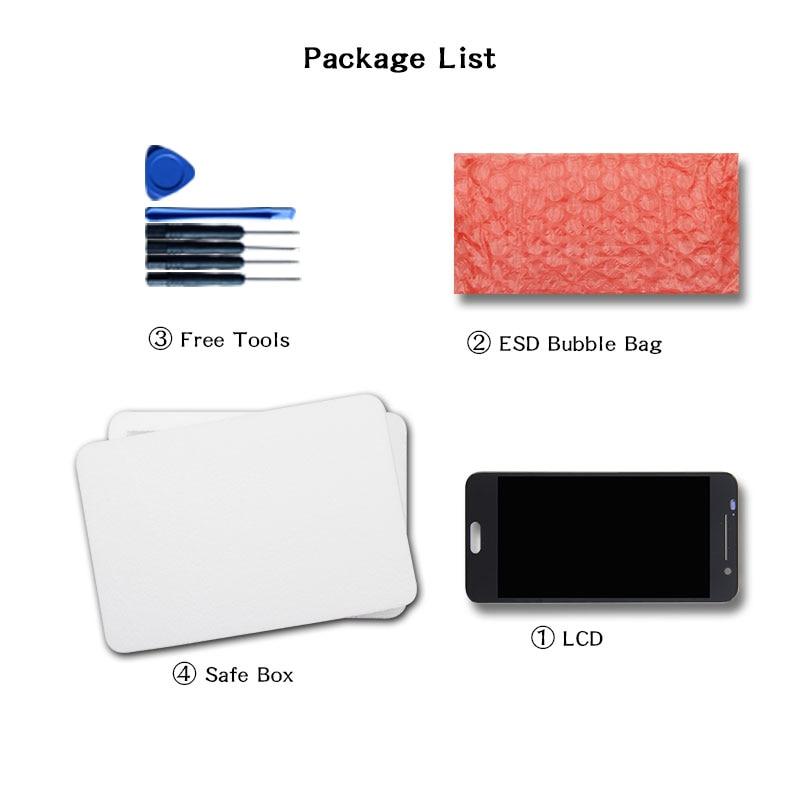 AAA ЖК дисплей для samsung Galaxy Tab S 8,4 T700 T705 SM T700 SM T705 ЖК дисплей сенсорный экран дигитайзер стекло в сборе + Инструменты - 5