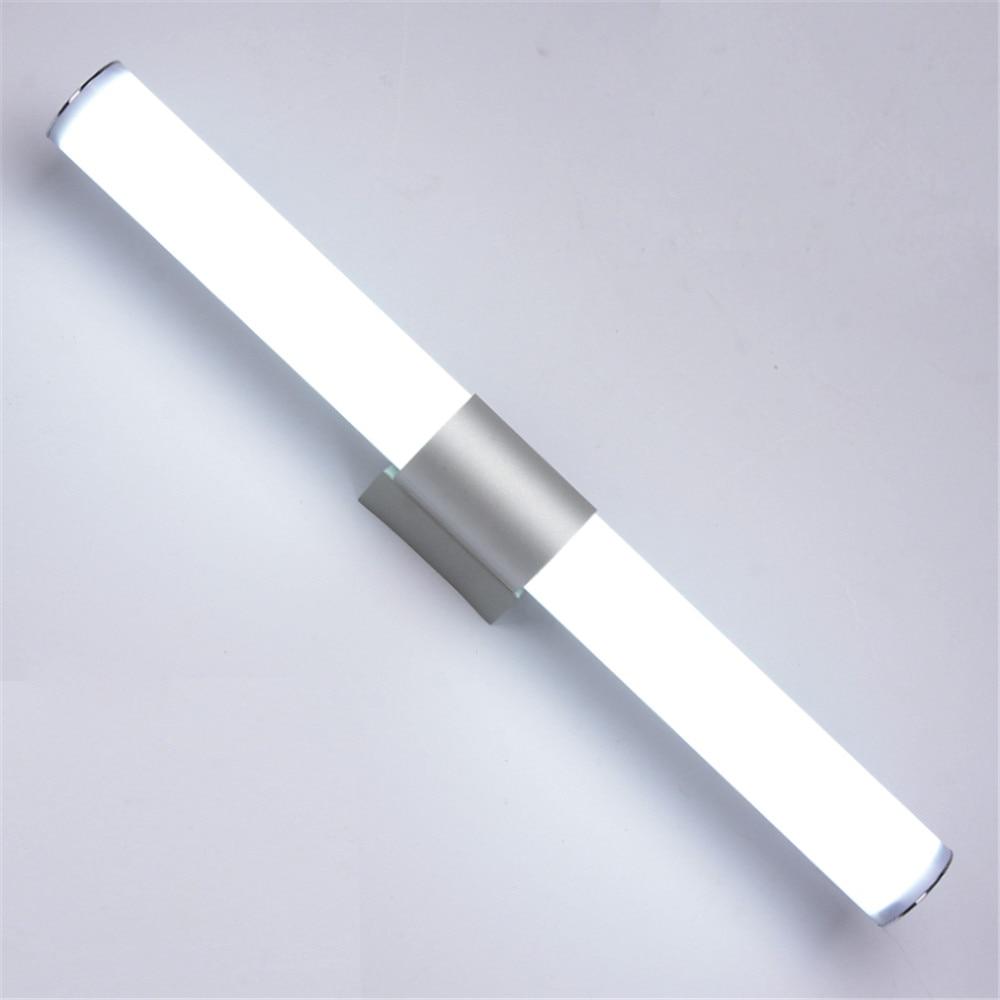 Moderne LED Wand Lampen Badezimmer Led spiegel licht 12 watt 16 watt 22 watt AC85-265V Acryl LED rohr Wand lampe bad Make-Up Beleuchtung