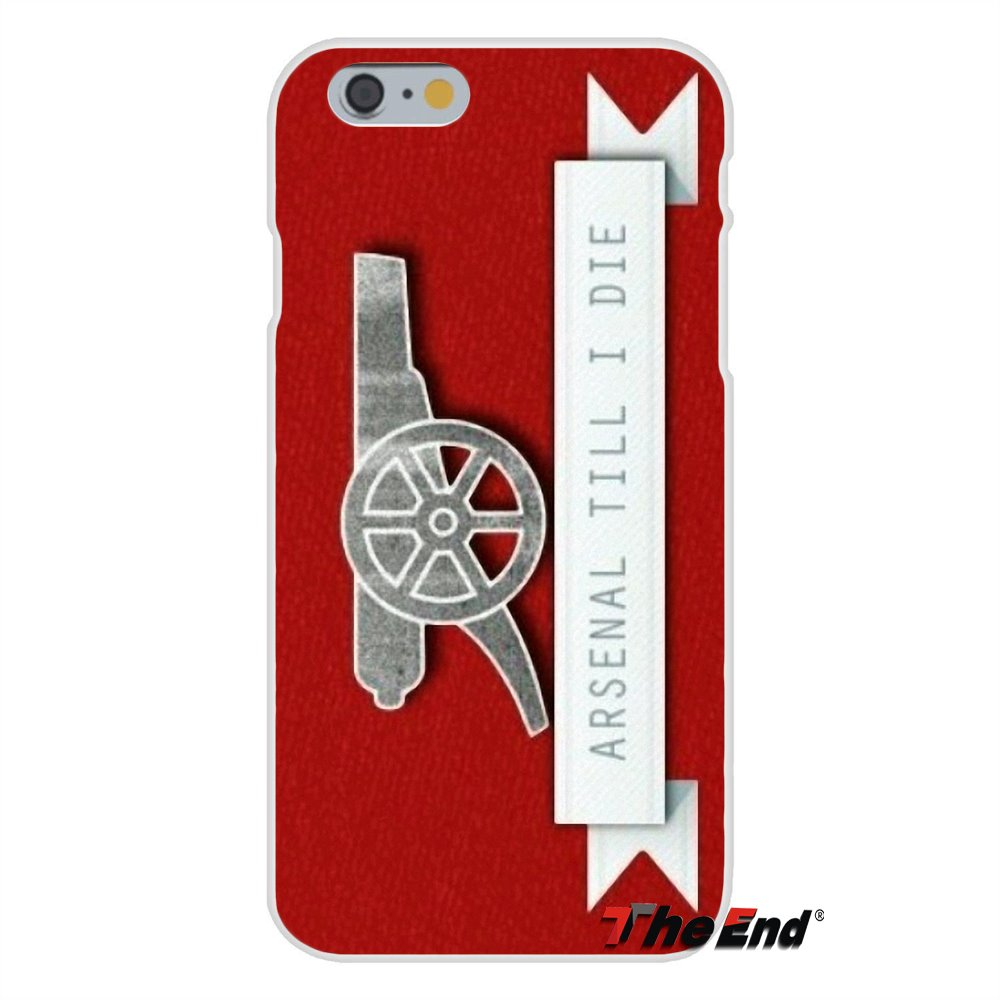 arsenal iphone xr case