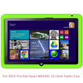 MingShore ME400C 10 10.1 ''Tablet Cover, прочный Силиконовый Протектор Обложка Case Для ASUS VivoTab Smart ME400C 10.1'' Tablet PC