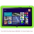 MingShore ME400C 10 10.1 ''Tablet Cover, rugged silicone protetor capa case para asus vivotab smart me400c 10.1'' tablet pc