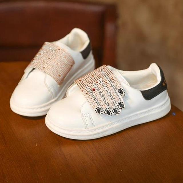 Kids Shoes 2017 Spring New Fingers Sneakers Loafers Boys Girls Running Soft Bottom Designer Wedding
