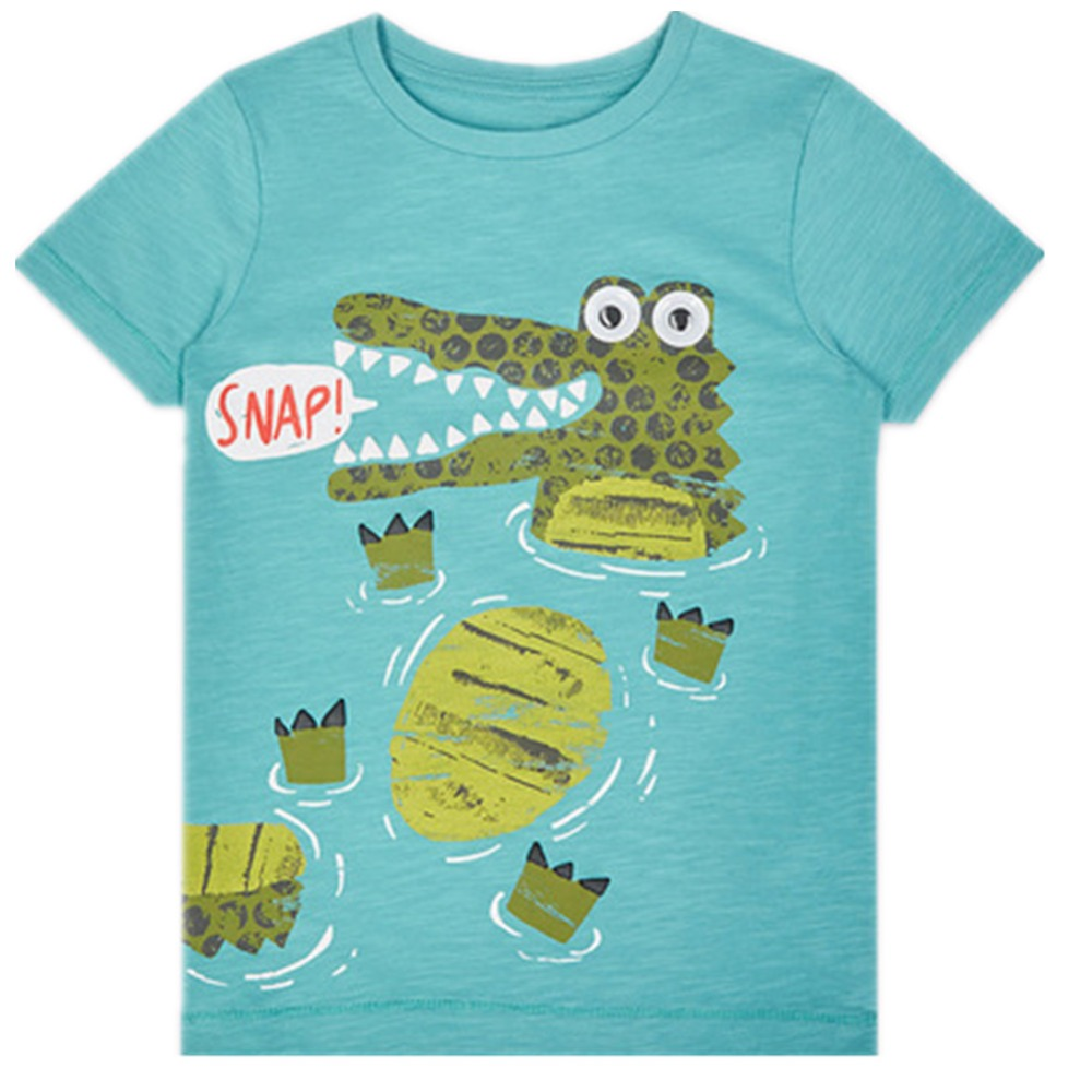 100% Little Maven Brand 2018 summer short Sleeve Kids girls boys T shirt  For girls boys dinosaur Children boy T-shirt tee tops - Best Kids Clothing  Stores ... 6f05b782c3e0