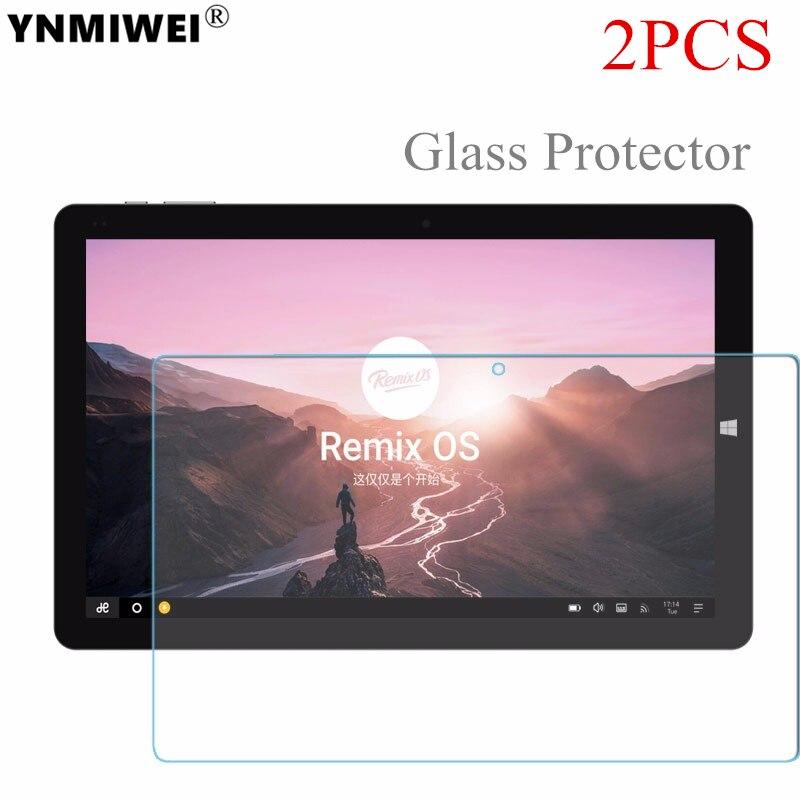 2 Stücke Hi10 Plus Glas Screen Protector Für Chuwi Hi10 Plus 10,8 Zoll Screen Protector Anti Scratch Hi10 Plus Schützen Filme Blut NäHren Und Geist Einstellen Tablet-zubehör