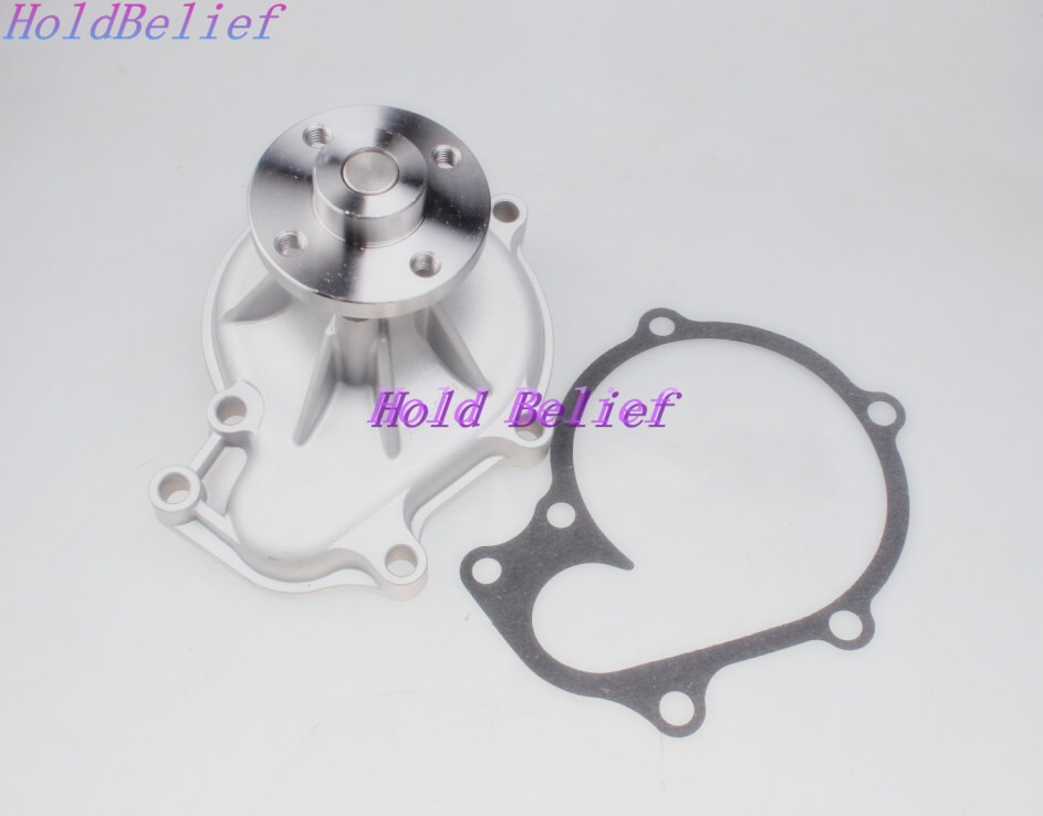 Water Pump With Gasket Fit for Kubota M8540 M8560 M9000 M9540 M95 M96 M9960 kubota water pump with gasket reference 15321 73032