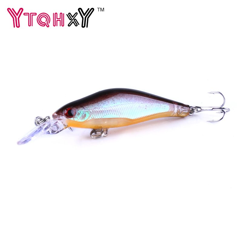1Pcs 8cm 6.2g Laser Wobblers iscas artificiais para pesca 3D Eyes Minnow Fishing Lure Crankbait Fishing Tackle YE-25 1pcs 12cm 11 5g fishing lure bass bait minnow lures 6 hook iscas artificiais para pesca crankbait fishing tackle zb34