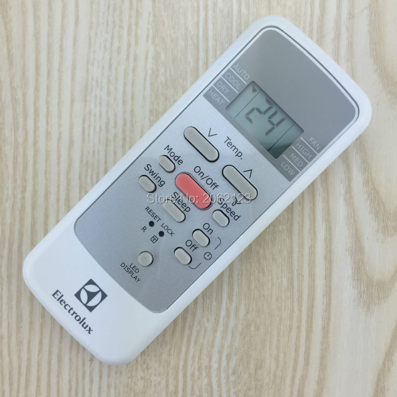 US $27 0 |[Original] AC Remote Control RG51B31/E for Electrolux Air  Conditioner-in Remote Controls from Consumer Electronics on Aliexpress com  |