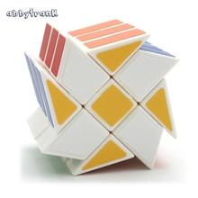 Abbyfrank Magic Cube 2x2x3 Profiled Classic Speed Magic Puzzle Cube Hot Wheel Square King Cube Cubos