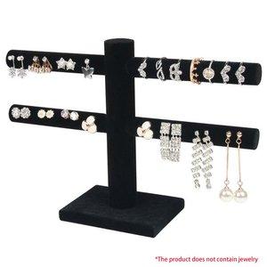 2-Tier T-Bar Watch Jewelry Dis