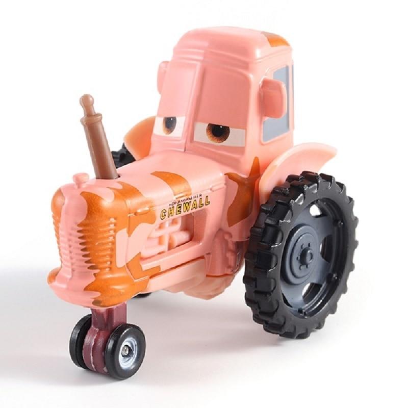 Disney Pixar Cars 3 39 Style Tractor  Francesco Bernoulli  Jackson Storm  Diecast Metal Car Model Birthday Gift Toy For Kid Boys