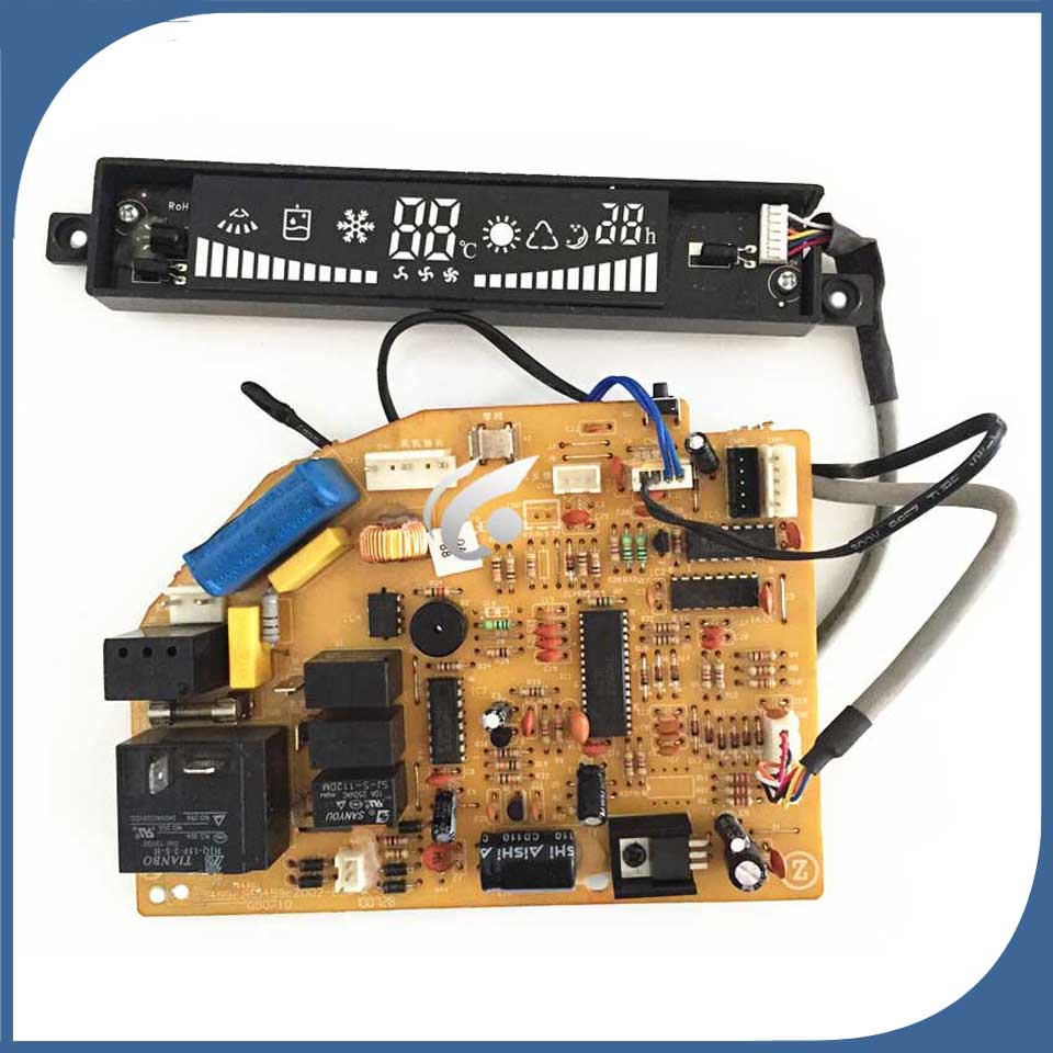 Universal Dc Ac Inverter A C Controller For Split Air Conditioner Circuit Board Prices 95 New Good Working Conditioning Computer Motherboard 3d4 Zgae 81