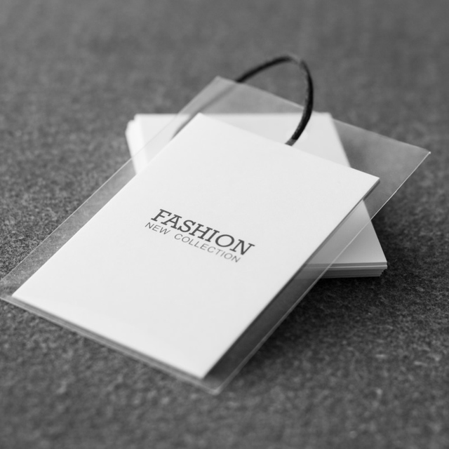 Molto 300g abbigliamento cartellini dei prezzi per i vestiti indumento  YM11