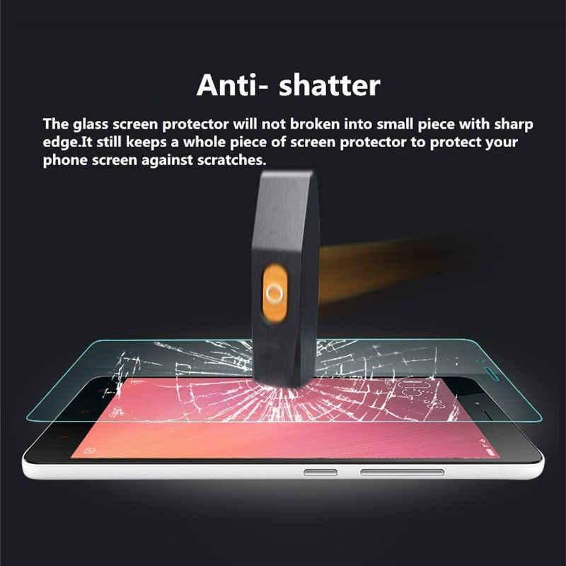 Anti Gores untuk Xiaomi Redmi 6 6A 7 7A 5 Plus Redmi Note 4 4X5 6 7 5A pro 3 GB Global Pelindung Layar Explosion Proof Film