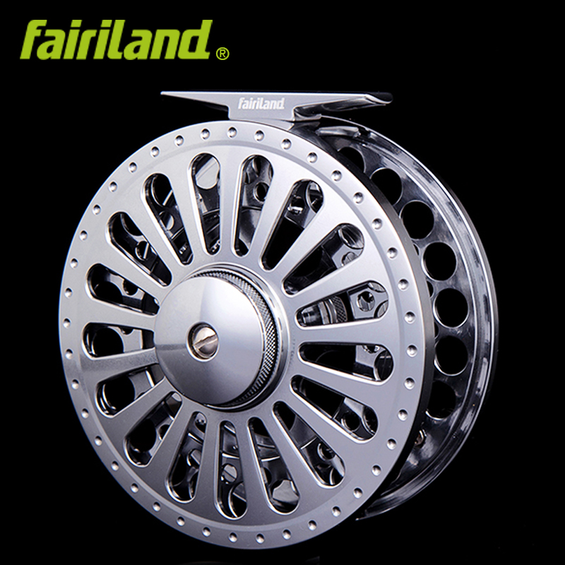 7 8 2BB 1RB fly fishing wheel LEFT RIGHT hand retrieve PRECISION MACHINED fly reel from