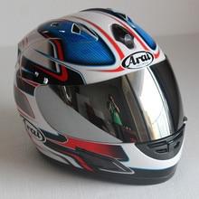 Арай шлем Rx7-Японии Топ RR5 pedro moto rcycle шлем гонки шлем анфас capacete moto rcycle, capacete, moto шлем