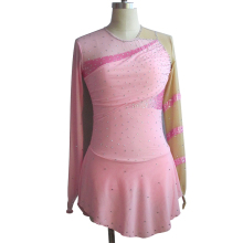 Customization Ice Skating Clothing Girls and Women Figure Dresses Color Can Be Chosen By Itself