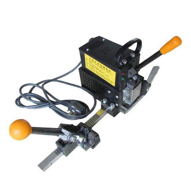 Portable electricity hot melt baling press kz-2tc Manual packing machine baler tools electricity market reform