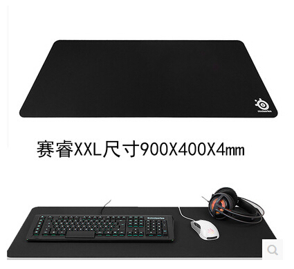 NEW Super LARGE size steelseries OEM QCK HEAVY Mouse Pad 900x400x4mm Rubber Gaming Mouse Pad Games Necessary Mat Free Shipping