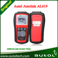 100% Original Autel Scanner AutoLink AL619 OBDII CAN ABS SRS Airbag Reset DTC Scan Tool Update Online