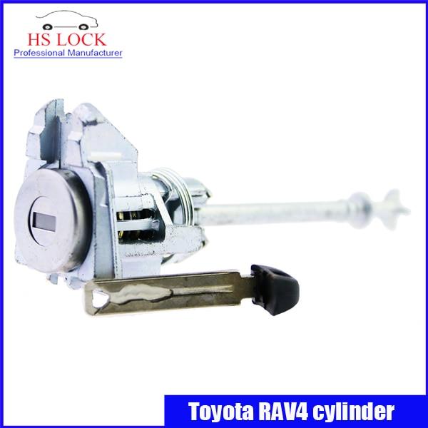 professional Locksmith Supplies Toyota RAV4 cylinder With Car Key Locksmith Tools Training Car Lock  цены