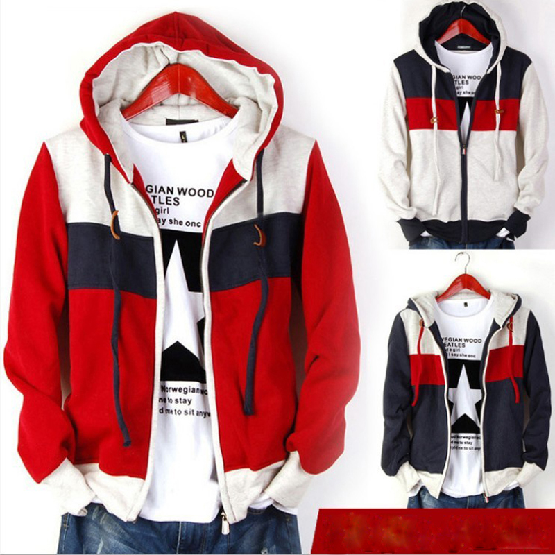 Mens striped hoodie online shopping-the world largest mens striped ...
