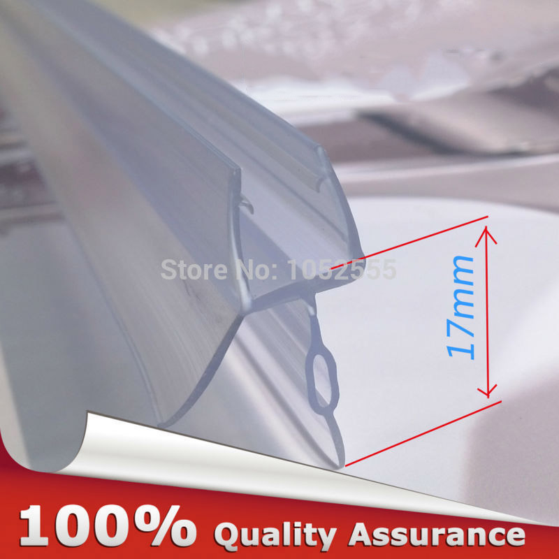 5 pcs in a package Me 309D2 Bath Shower Screen Rubber Big Seals waterproof  strips. Compare Prices on Glass Door Seal  Online Shopping Buy Low Price