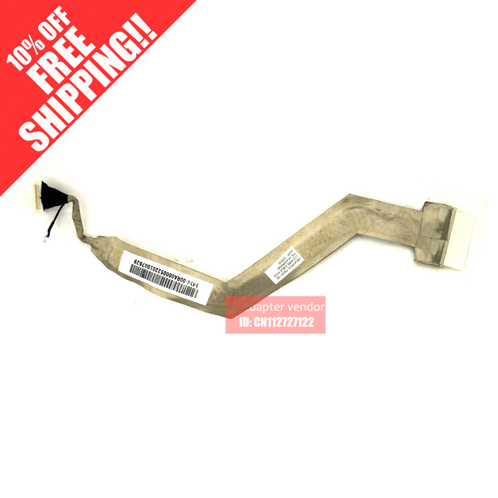 NEW FOR ASUS X61S F50SV F50SV F50SL F50GX Laptop Screen Cable 1414-00RA000