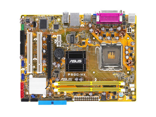 ASUS original motherboard P5GZ-MX LGA 775 DDR2 945GZ Desktop motherboard asus ipm31 support ddr2 775 pin integrated motherboard g31 founder haier original machine