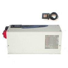 3000 w решеточный/Гибридный солнечный инвертор с зарядным устройством, чистая синусоида солнечный инвертор 12В/24В/48В dc/ac, 1 фаза в Китае(стандарты CE