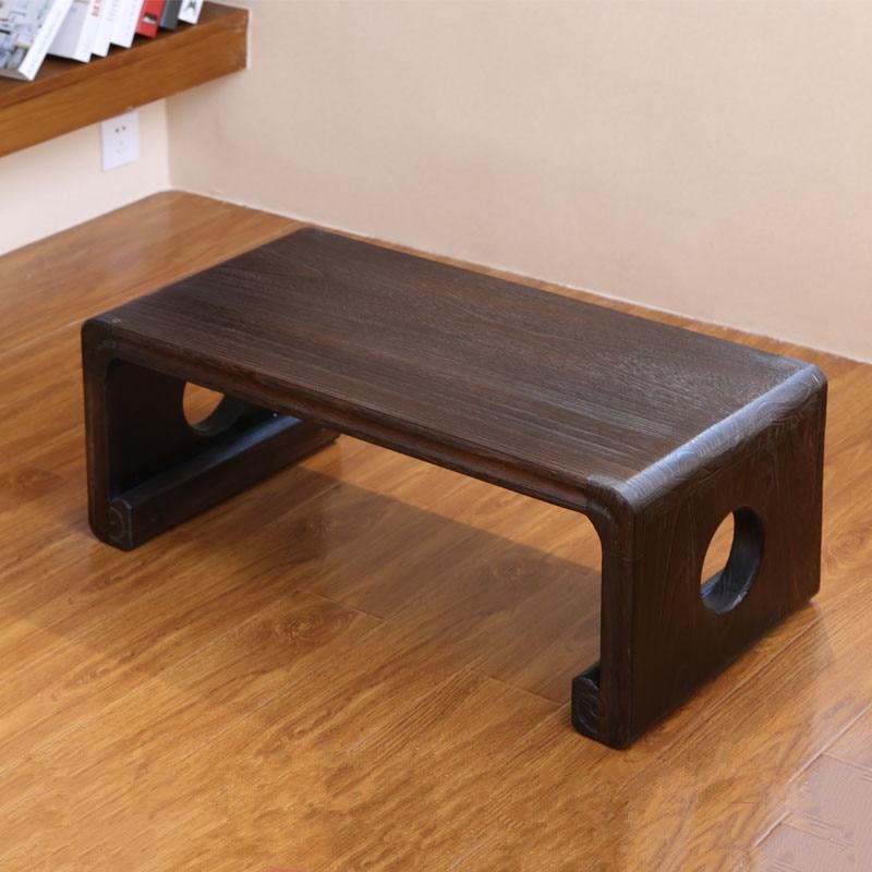 Rytietiški baldai Kiniškas žemas arbatos stalas Mažas - Baldai - Nuotrauka 2