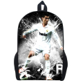 Cristiano Ronaldo | Messi | Neymar backpack cool school bookbags for teenagers for youth traveling