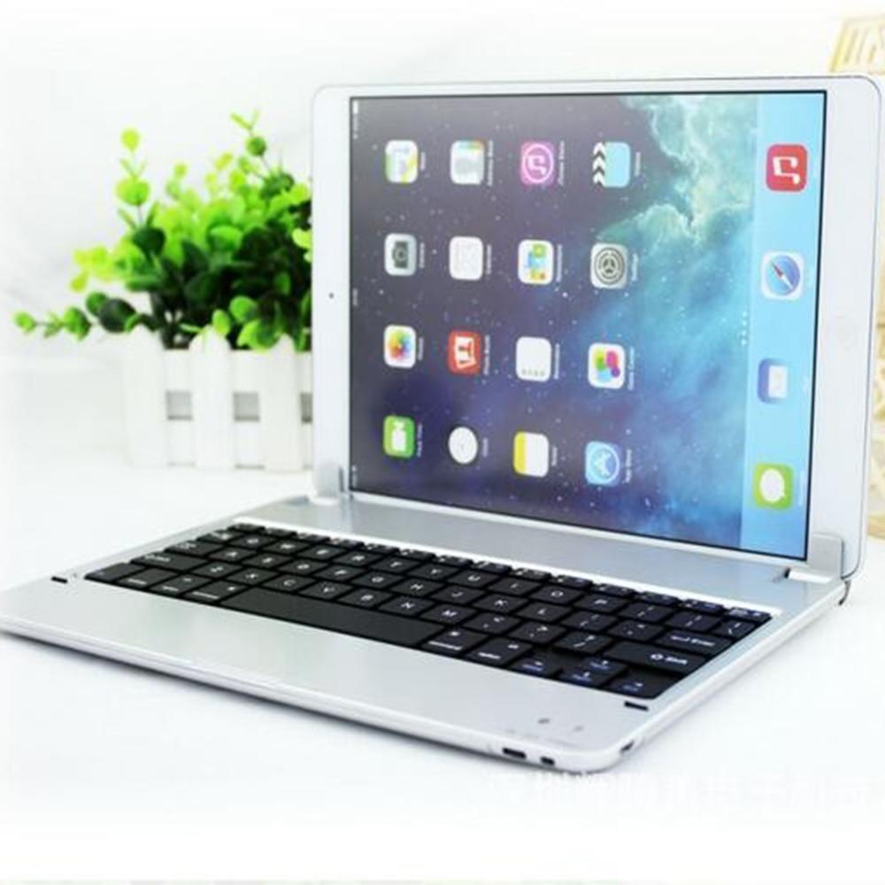 Zienstar Slim Wireless Bluetooth-toetsenbord beschermhoes voor ipad - Computerrandapparatuur - Foto 5