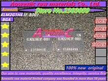 Aoweziic 100% 새 원본 KLM2G1HE3F B001 emmc 메모리 칩 klm2g1he3f b001
