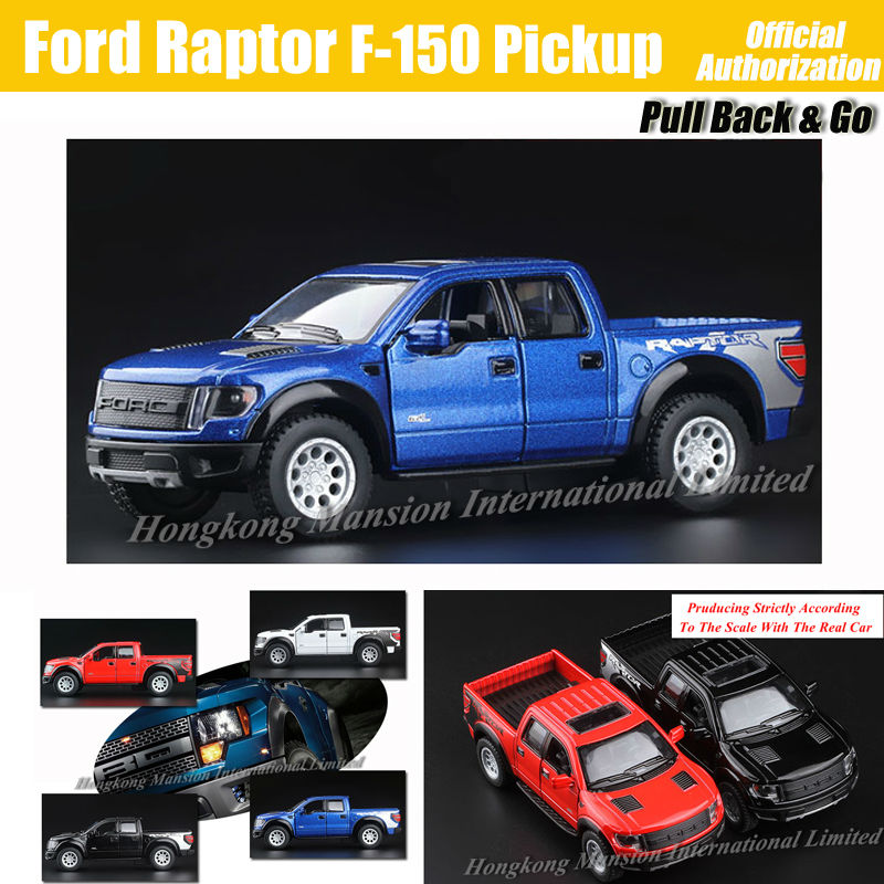 136 Ford Raptor F-150 Pickup (1) ...  sc 1 st  AliExpress.com & Aliexpress.com : Buy 1:36 Scale Alloy Metal Diecast Car Model For ... markmcfarlin.com