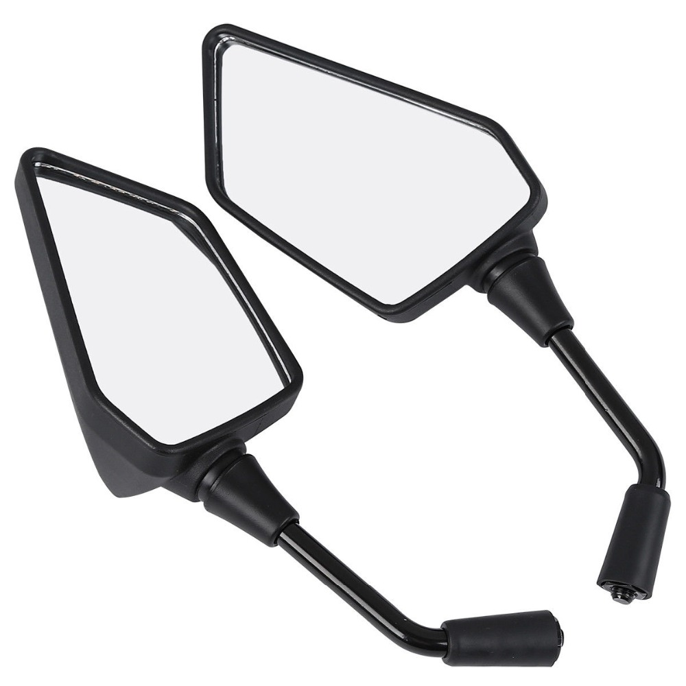 Image 2 - Motorcycle Accessories Rear View Mirrors For Kawasaki ER400 ER 4N 2011 2013 ER300 Z300 2015 2016 ER250 Z250 2013 2015-in Side Mirrors & Accessories from Automobiles & Motorcycles