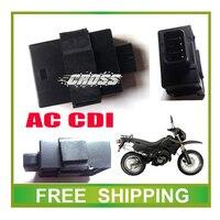 Unità 8 PINS ZS200GY zongshen 200cc ac CDI dc cdi LZX200GY-2 accessori moto spedizione gratuita