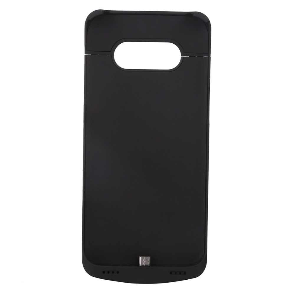 5200 Mah Батарея Зарядное устройство чехол для samsung Galaxy S7 край сотовый телефон внешний Перезаряжаемые Батарея Зарядное устройство чехол Мощность банк